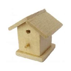 Mini Vogelhaus