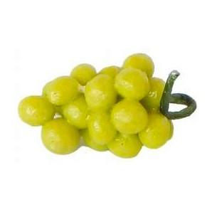 Weintrauben gelbgrün