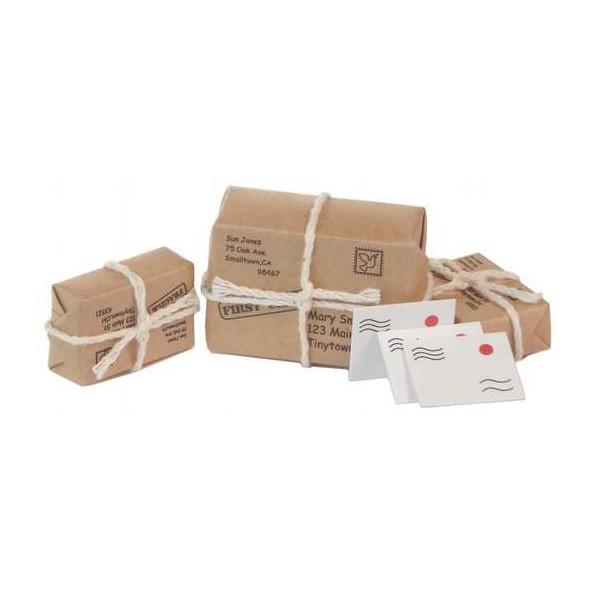 Pakete + Briefe