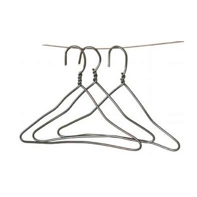 Kleiderbügel Draht
