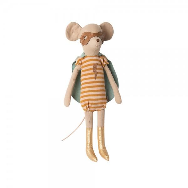 Maileg - Super Hero Maus Mädchen