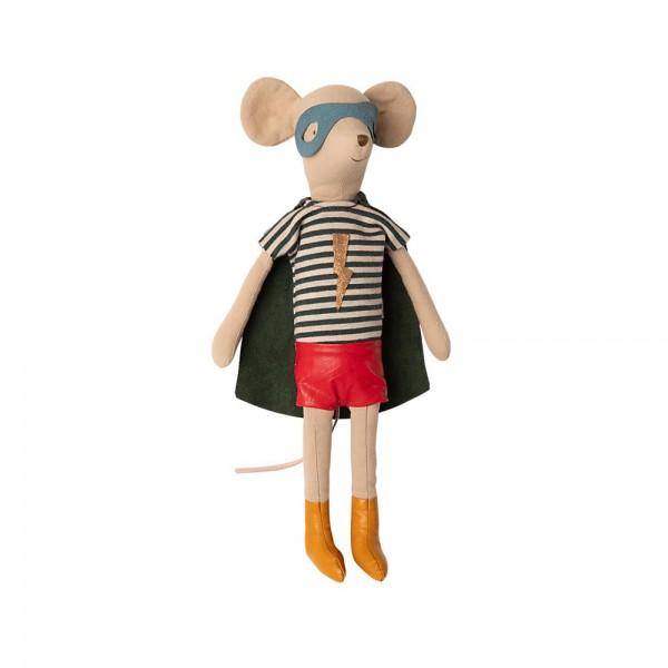 Maileg - Super Hero Maus Junge