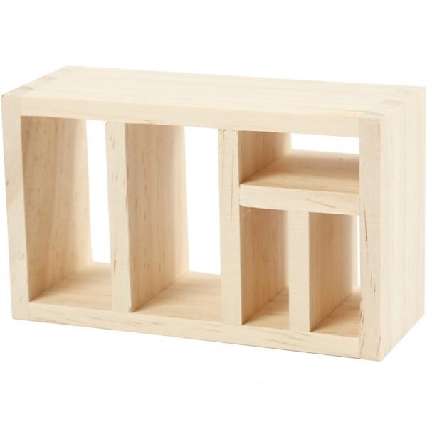 Regal aus Holz