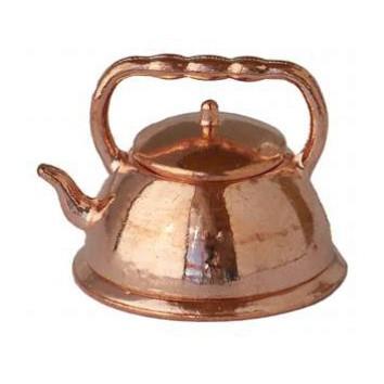 Kupfer Teekanne
