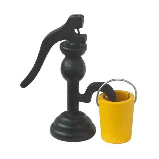 Pumpe schwarz