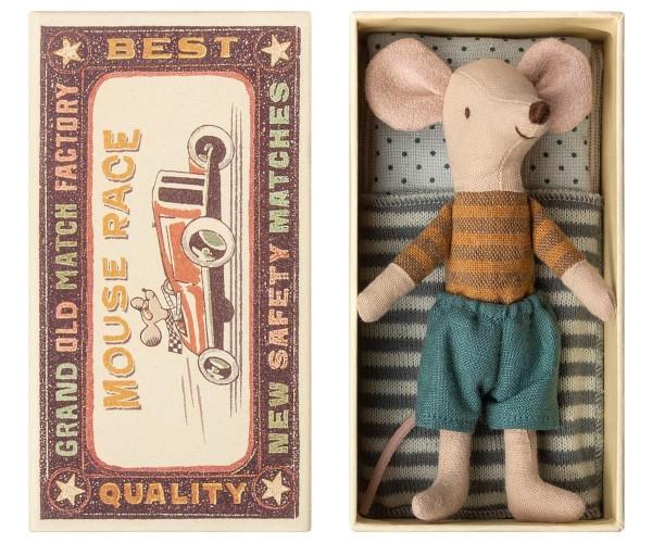 Maileg - Mäuse Junge in der Box
