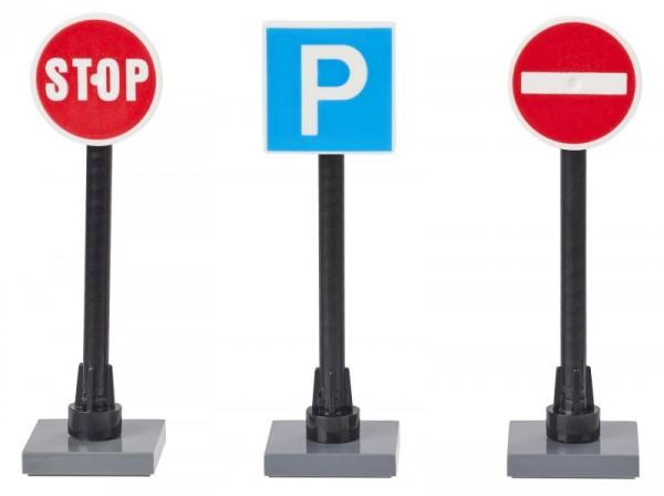 Verkehrsschilder Set