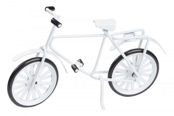 Fahrrad weiss